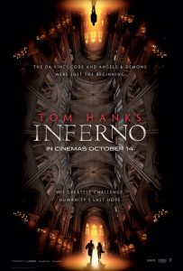 Coming Soon Trailers: Inferno, The Unspoken.