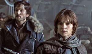 Movie Review: Rogue One.