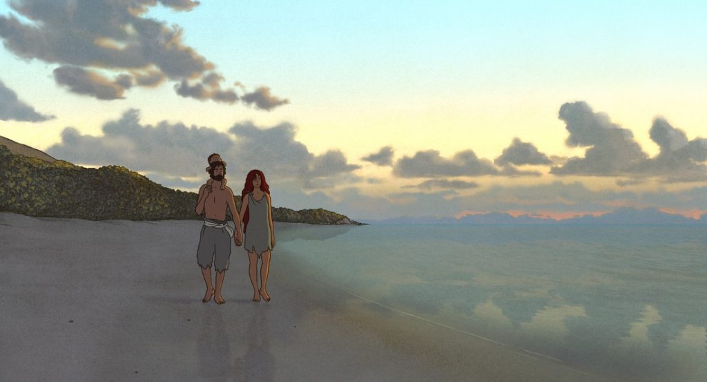 Movie Review: The Red Turtle.