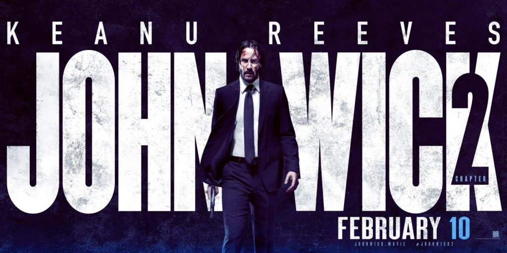 Movie Review: John Wick Chapter 2.
