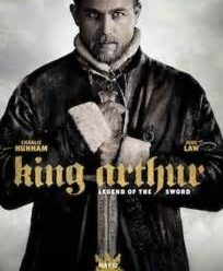 Coming Soon Trailers: Snatched, King Arthur.