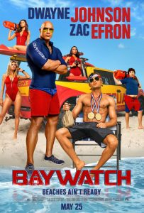Coming Soon Trailers: Baywatch, Pirates of the Caribbean 5.