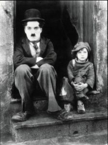 Charlie chaplain The Kid (1921)