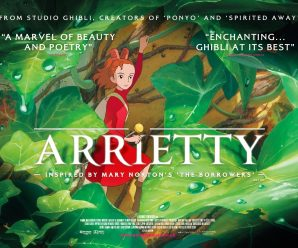 VOD Review: The Secret World of Arrietty