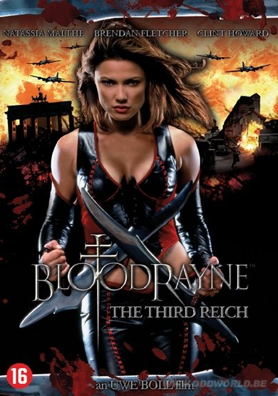 Double Dare Review Bloodrayne 3 Blubberella