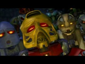 Retro Review: Bionicle - Mask of Light (2003).