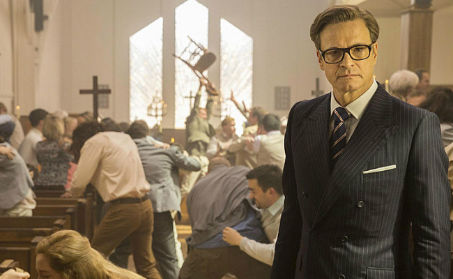 VOD Review: Kingsman - The Secret Service.