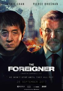 Coming Soon Trailers: The Foreigner, Happy Death Day.
