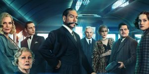 Podcast Review: Murder on the Orient Express (2017).