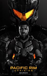 Coming Soon Trailers: Pacific Rim Uprising, Unsane.