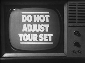 TV Retro Review: Do Not Adjust Your Set