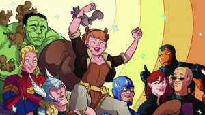 Squirrel Girl
