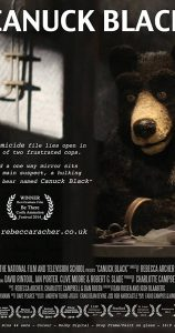 Short Film Review: Canuck Black.