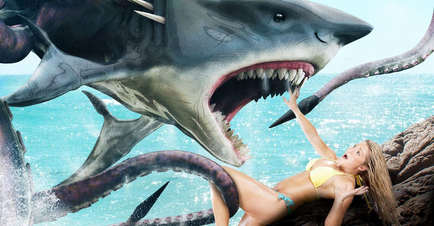 Double Dare Review: Shark Movies.